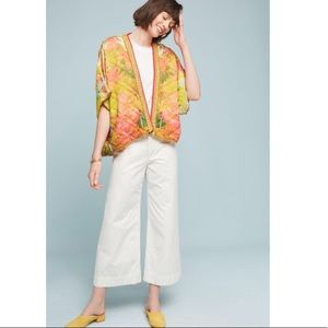 Anthropologie Dora Quilted Kimono OS by Bl-nk